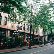 Une promenade historique au quartier Gastown à Vancouver