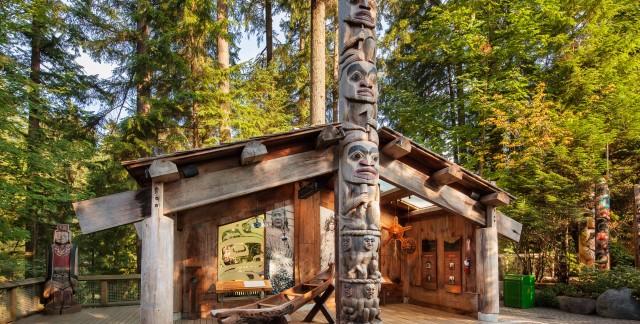 Top 10 des sites historiques à Vancouver et ses environs