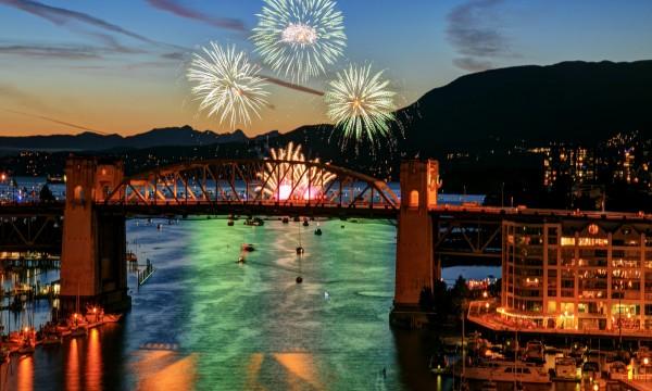 Ne manquez pas les meilleurs festivals de l'été 2017 à Vancouver