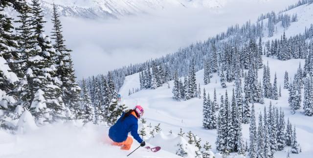 Escapade de fin de semaine en hiver: 48 heures à Whistler, C.-B.