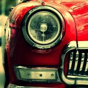 Réparation d'auto de collection