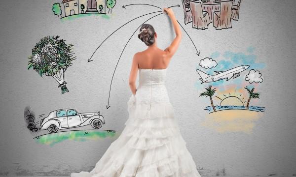 Le Matin Du Jour De Votre Mariage: 5 Choses à Faire