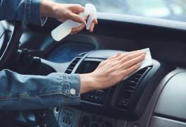 Comment nettoyer l'intérieur d'une auto