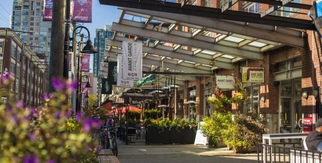 Guide des quartiers de Vancouver: découvrez Yaletown