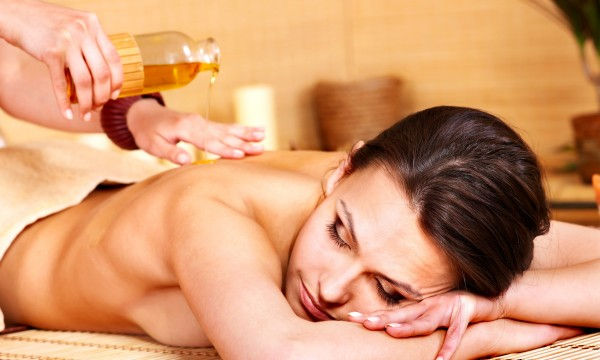 massage aromathérapie