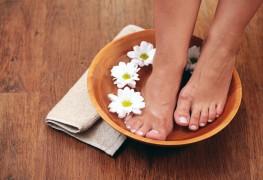 10 trucs naturels pour soigner vos pieds