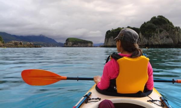 6 façonsdont le kayak peut vous aider à rester en forme