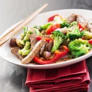 2 recettes à base de bœuf et de légumes