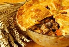 2 recettes savoureuses de pâtés à la viande: dinde et boeuf
