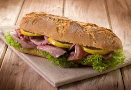 Recette de sandwich au bœuf façon thaïe