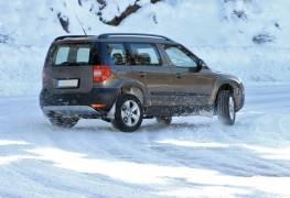 Quels sont les meilleurs pneus hiver pour les camions et les VUS?