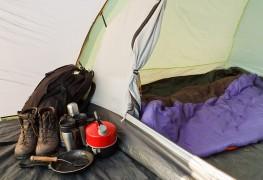 Prévoyez un budget pour votre équipement de camping