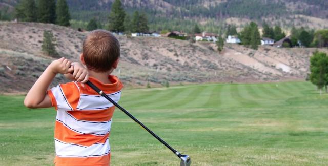 Conseils pour enseigner le golf aux enfants