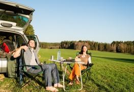 4 gadgets de camping à énergie solaire