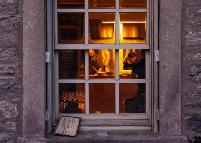 La fenêtre extérieure