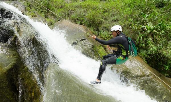 5 choses à savoir avant de s'initier au canyoning