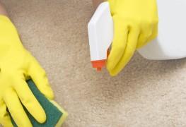 Conseils pour enlever 8 types de taches sur les tapis