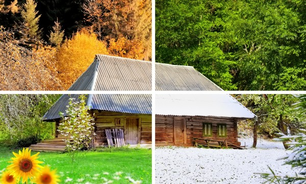 4 saisons ides de dcoration pour la maison