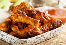 2 succulentes collations salées au poulet