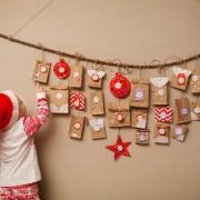 Idées créatives de calendriers de l'avent pour le temps des fêtes