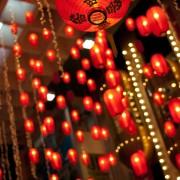 Étapes pour lacréation d'une lanterne du Nouvel an chinois