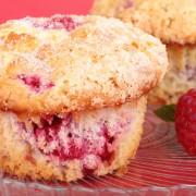 Recette de savoureux muffins cheddar canneberge faits maison