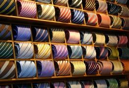 Conseils pour l'achat de cravates pour hommes