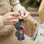Le choix de fil pour le tricot et l'artisanat