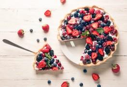 12 délicieuses recettes de desserts aux baies à faire ce soir