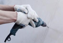 4 étapes pour la réparation des cloisons sèches