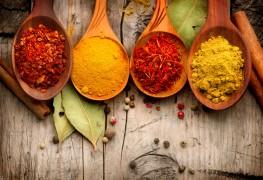 13 épices à connaître et à utiliser en cuisine