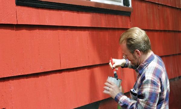 Comment Faire Durer La Peinture  LExtrieur De Votre Maison