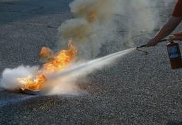Équipements essentiels de sécuritéincendie