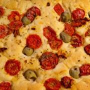 Recette de pain italien: lafocaccia maison