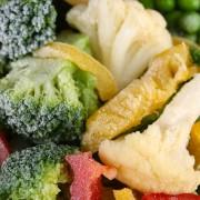 Conseils pour le blanchiment et la conservation des légumes surgelés