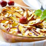 Délicieuse croustade aux fruits facile à préparer