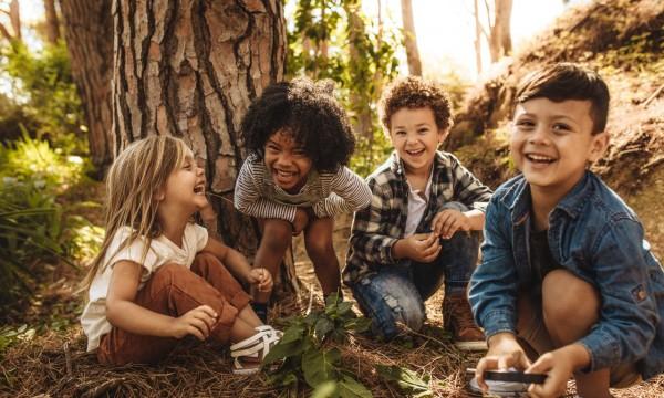 10 activités d'été en plein air anti-ennui pour les enfants