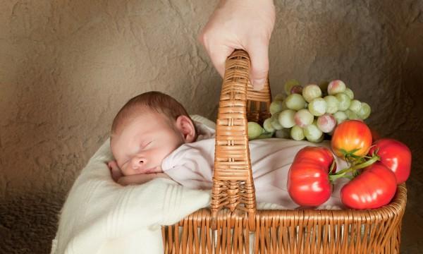 L'indispensable des courses pour les jeunes parents