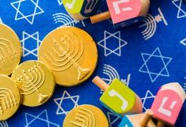 3 idées faciles pour les décorations de Hanoucca bricolage