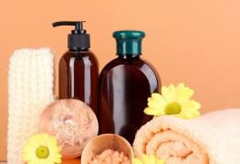 4 produits de bain naturels