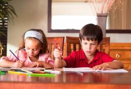 5 façons de savoir si vos enfants ont trop de devoirs