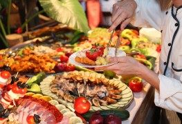4 Types De Petit Déjeuner Servis à L Hôtelaméricain Ou