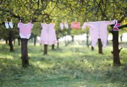 Choisir un détergent pour les vêtements de bébé