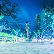 5 façons de passer du bon temps en plein air cet hiver à Toronto