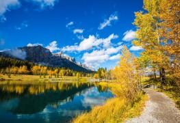 Profitez de l'automne à Banff et à Canmore