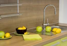 4 surfaces de travail écologiques pour la cuisine