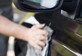 Retoucher la peinture de votre auto