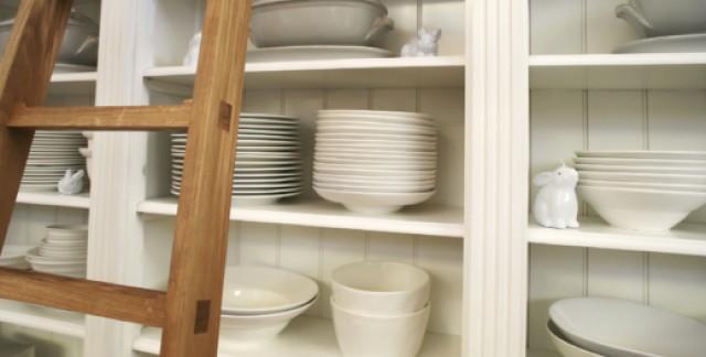 Choisir des armoires de cuisine avec ou sans portes