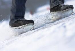Techniques utilisées pour l'affûtage des lames de patin
