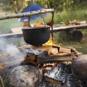 Excellentes recettes pour les campeurs gourmands